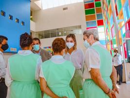 Arranca gira de Comisión de Salud para mejorar atención médica en Morelos.
