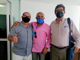 Busca Dip. Oscar Armando Cano Mondragón acciones para inhibir la inseguridad en el estado