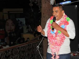 Llegaré al congreso para abonar cuestiones que beneficien a la gente de Morelos.