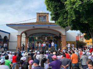 Realiza José Luis Urióstegui jornada comunitaria en Ocotepec, Cuernavaca