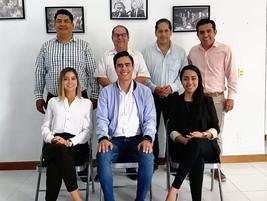 Se Reúne dirigencia del PAN con sus diputados electos en Morelos.