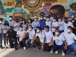 Participa Daniel Terrazas en Jornada Comunitaria en Cuernavaca
