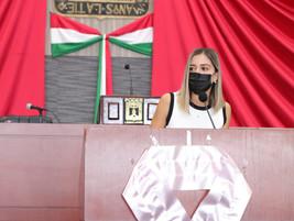 Presenta Dip. Andrea iniciativa con proyecto de decreto para crear ley de espacios cardioprotegidos