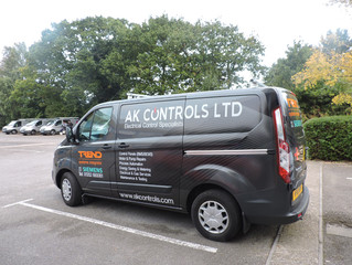 New image for AK Controls vans