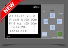 Water Save Flushing Unit V2!