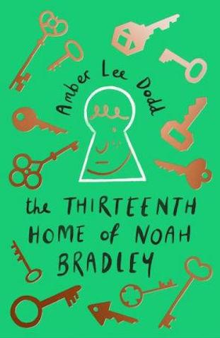 The Thirteenth Home of Noah Bradley cove