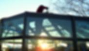 Greenhouse conservatory windows glazing solarium work | DeChant Building Performance