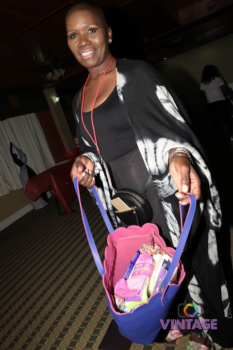 B2B2018 Purposeful Purses Donor Gale