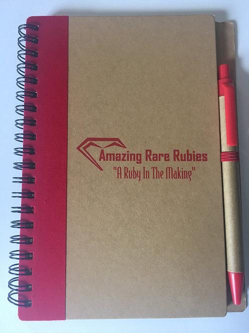 ARR Journal/Notebook