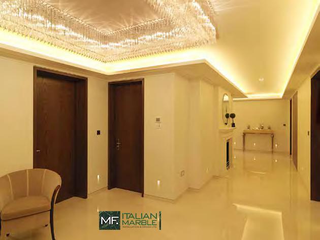 Polished floor 1