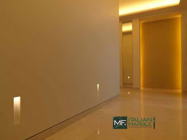 Polished floor 2