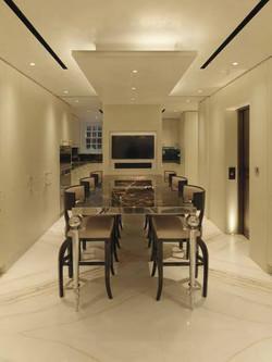 Kitchen Table & Floor