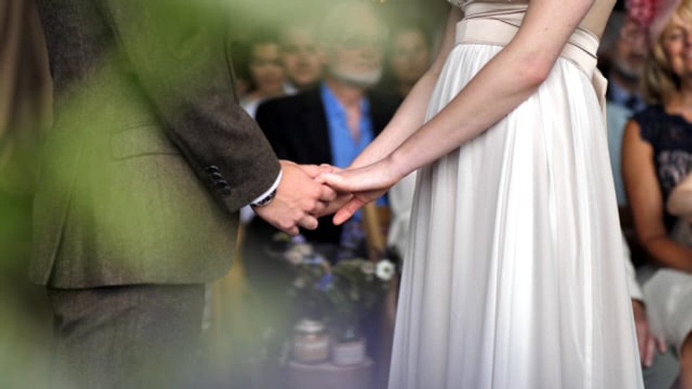 Tom & Becky Wedding