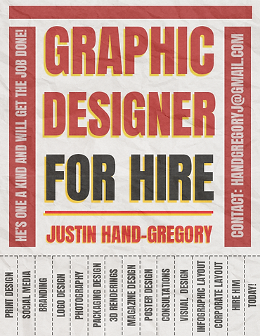 Montreal graphic designer for hire
