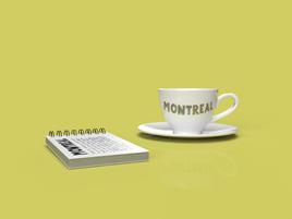 Montreal Handwritten