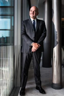 Stéphane Boujnah  PDG Euronext