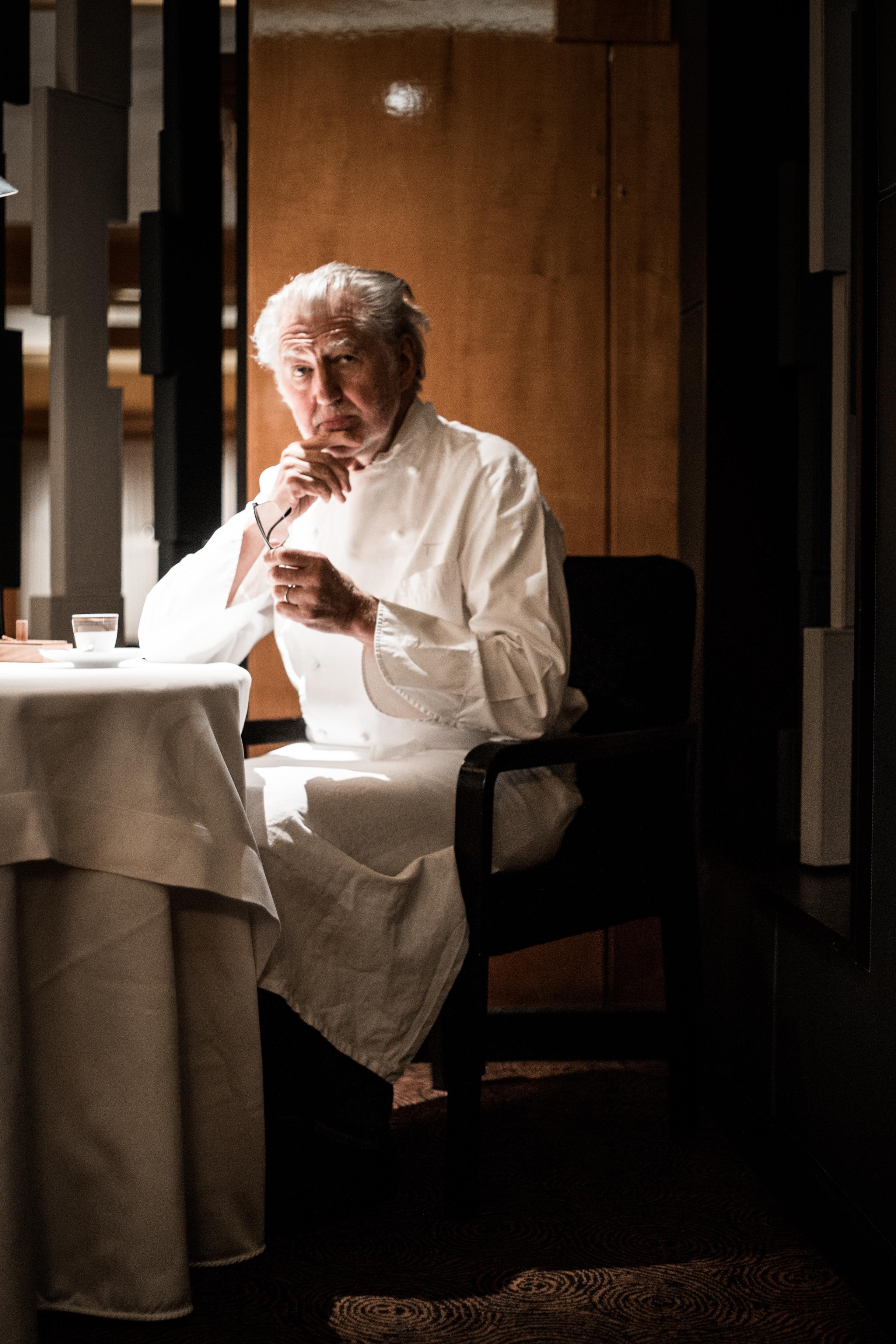 Pierre Gagnaire grand chef étoilé