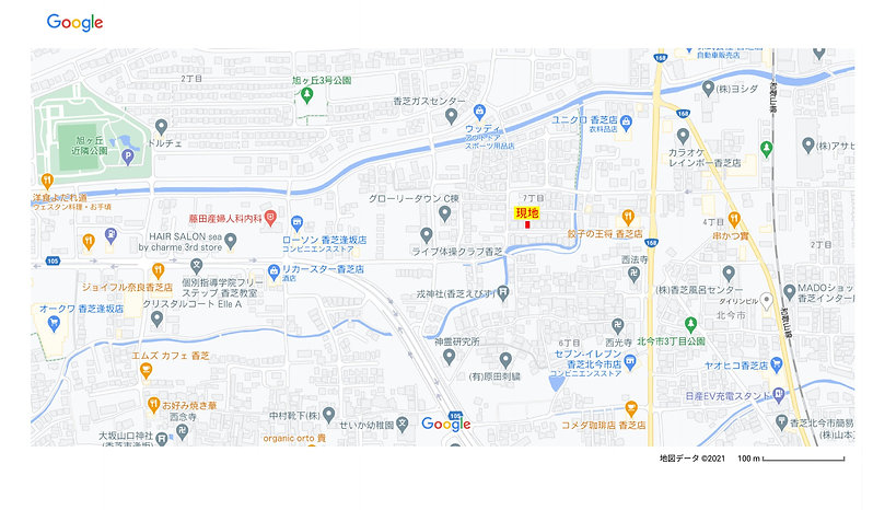 北今市7広域地図