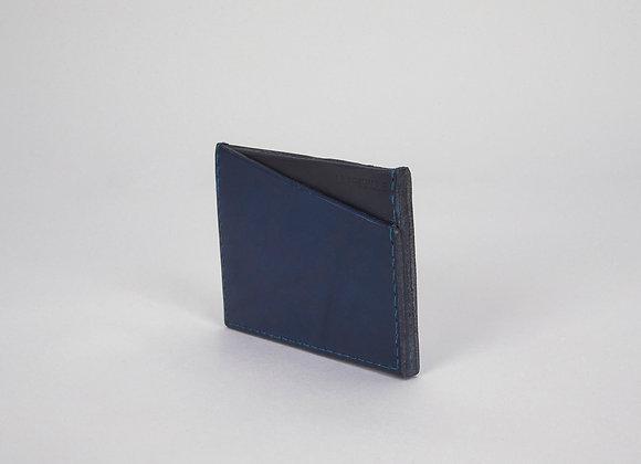 CROBE, card holder / Deep blue