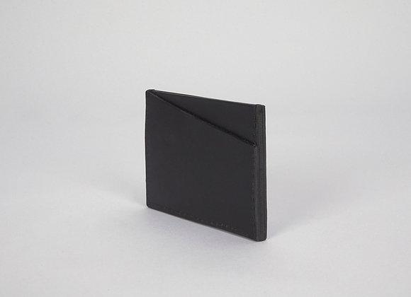 CROBE, porte-cartes / Noir