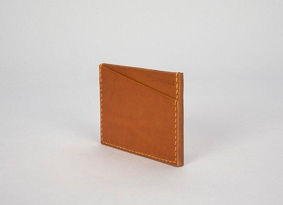 CROBE, porte-cartes / Safran
