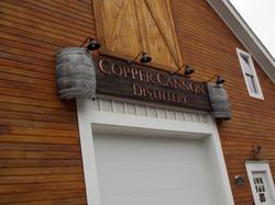 Copper Cannon Distillery
