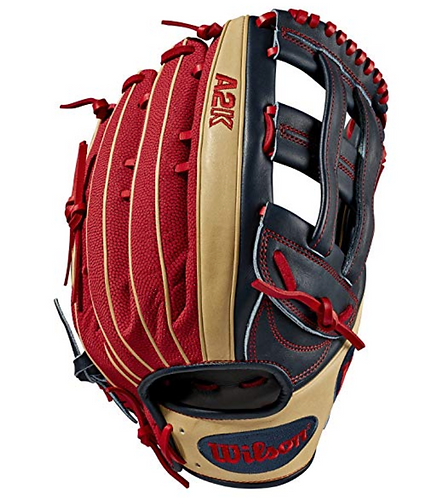 "2019 A2K MB50 SUPERSKIN GM 12.75"" OUTFIELD GLOVE"