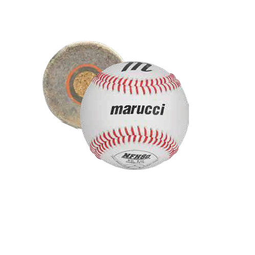 NFHS CERTIFIED BASEBALLS - 12 BALLS