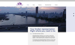 Designated Broker Solutions Nationwide commercial real-estate website services...