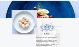Daily Seafood Online e-commerce platform where you can access ov...