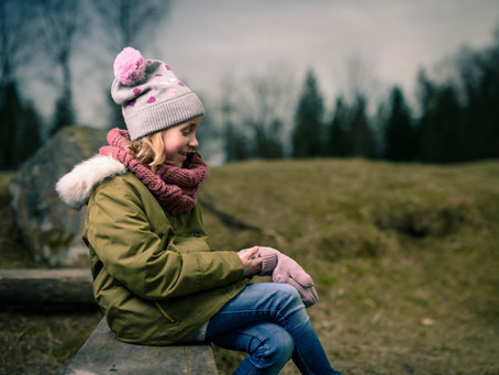 How to Dress Your Child During the Winter