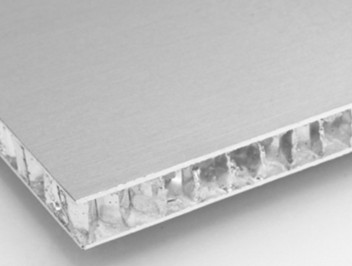All-aluminium, honeycomb core