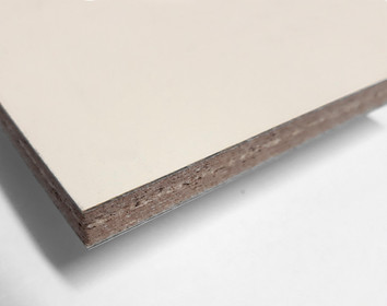 Structural foam core with Laminate skins