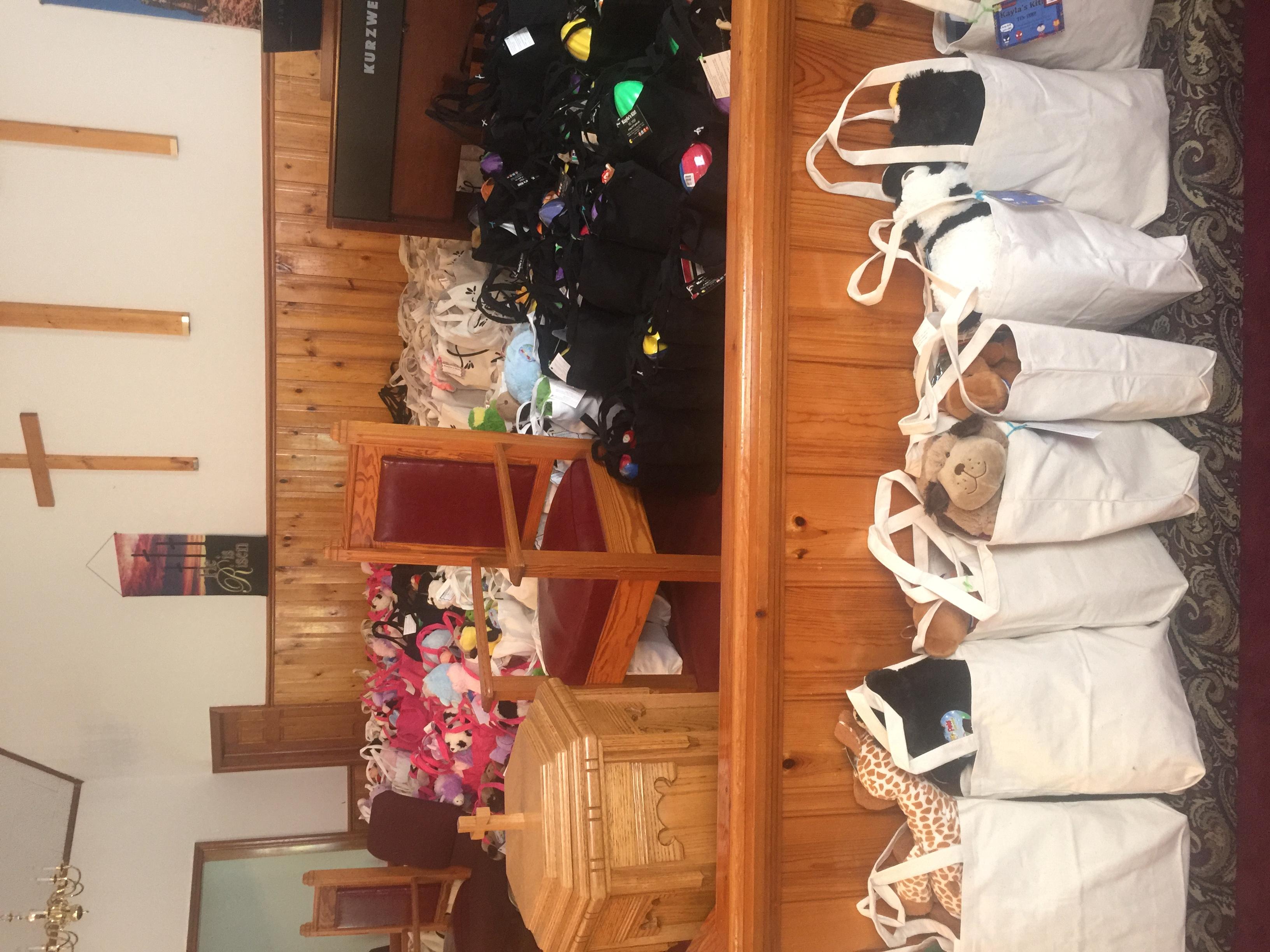 Kayla's kits everywhere