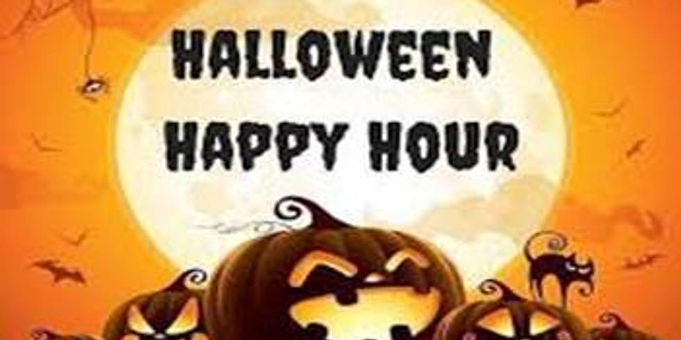 CoachMasters Virtual Halloween Happy