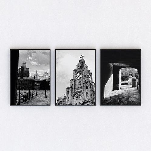 Set of Three Framed Mix & Match