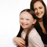 Liverpool Photographer Mum and Daughter Studio