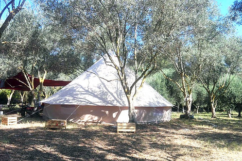 Tenda Campana 6m