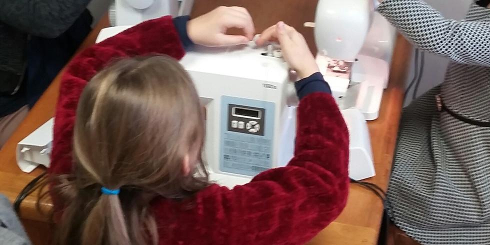 Initiation à la machine à coudre