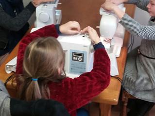 Atelier couture enfants - Vacances Février 2020 - Aureginal Couture