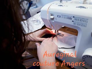 Atelier couture enfants - vacances Noël