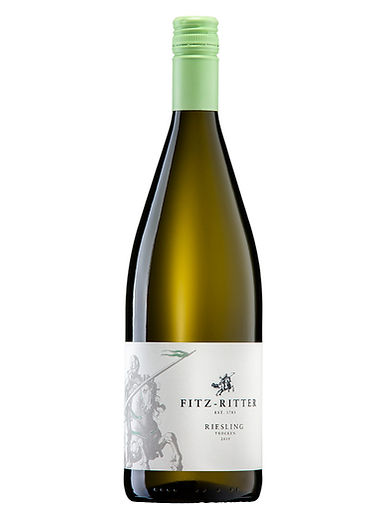 2019 Fitz-Ritter Riesling trocken