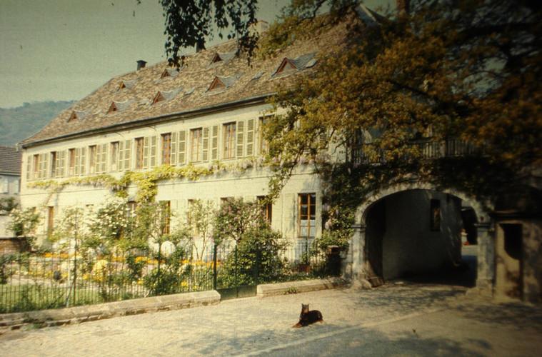 Gutshaus in den 1950er Jahren