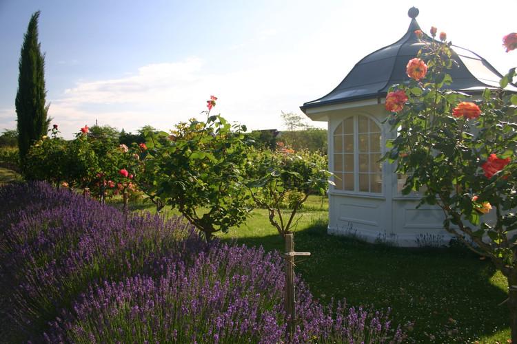 Pavillon am Rosenpfad