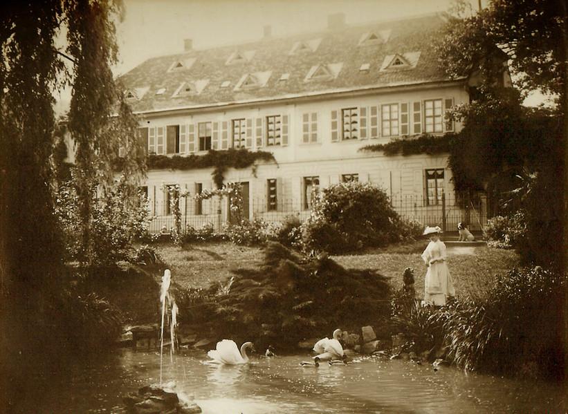 Fitz-Ritter Gutshaus 1899