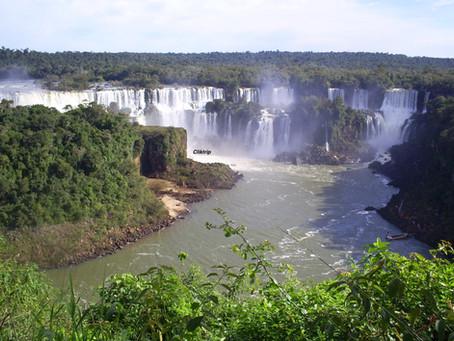 Foz do Iguaçú - Uma das 7 Maravilhas da Natureza