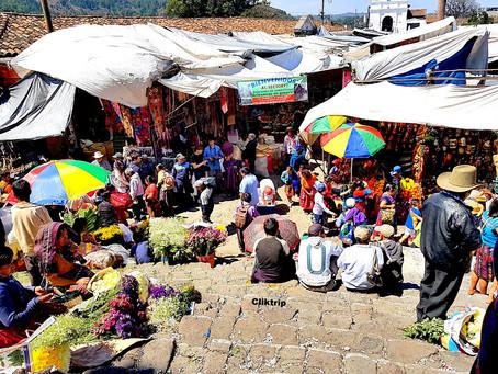 Chichicastenango - Xamãs e Mercado Indígena