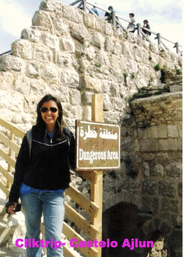 Castelo Qal'at Ajlun