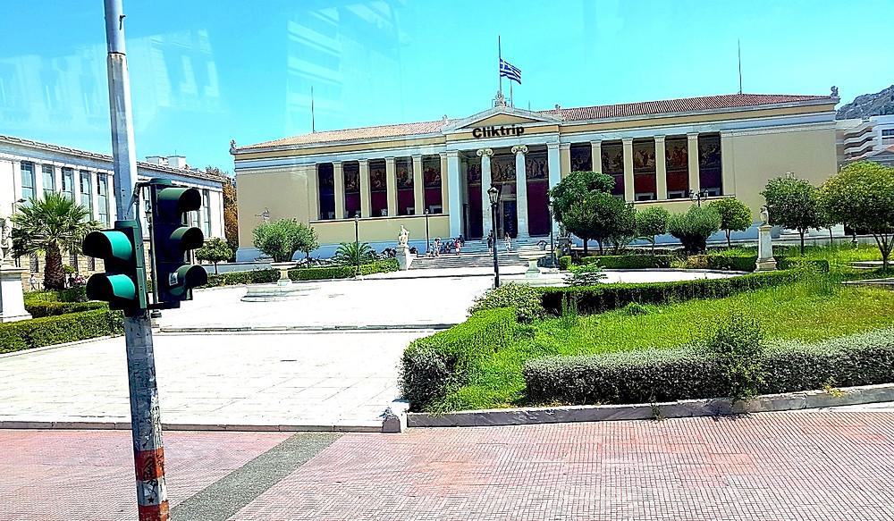 Universidade Nacional de Atenas