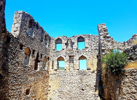 Počitelj - cidade fortificada na Bósnia Herzegovina